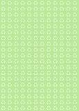 предпосылка идет зеленый цвет рециркулирует Стоковая Фотография
