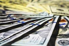 Предпосылка изображения наличных денег денег Стоковое Фото
