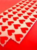 Предпосылка и обои макроса бумаг lsd сердца в супер точных высококачественных печатях стоковое фото