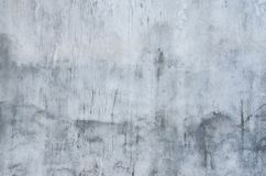 Предпосылка и текстура стены цемента ровной заштукатуренной стоковая фотография rf