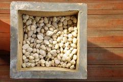 Предпосылка камней Стоковое Изображение RF
