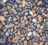 Предпосылка камня фото текстуры каменной стены стоковые изображения