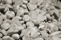 Предпосылка камушков Стоковая Фотография