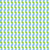 Предпосылка картины геометрических прокладок конспекта контура голубого зеленого цвета Aqua безшовная Стоковые Изображения