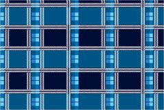 Предпосылка картины тартана/шотландки стоковые изображения rf