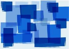 Предпосылка квадратных блоков геометрическая бесплатная иллюстрация