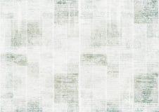 Предпосылка коллажа grunge газеты винтажная стоковая фотография rf