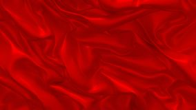 предпосылка конспекта иллюстрации 3D с красным цветом Стоковые Изображения RF