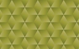 Предпосылка конспекта прованского зеленого цвета геометрическая для ваших творческих идей дизайна Стоковая Фотография