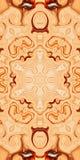 Предпосылка конспекта симметрии картины деревянная brougham иллюстрация вектора