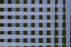 Предпосылка конспекта varicolored запачканная от квадратов на белизне стоковые фото