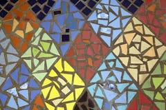 Предпосылка конструкции мозаики стоковое изображение rf