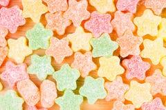 Предпосылка конфеты Стоковые Фото