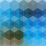 Предпосылка коробок вектора абстрактная стоковые фото