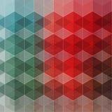 Предпосылка коробок вектора абстрактная стоковые фотографии rf