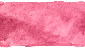 Предпосылка краски акварели цветка пинка творческая, помечая буквами эскиз scrapbook стоковая фотография