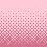 Предпосылка красных диамантов различных размеров на розовом поле стоковая фотография rf