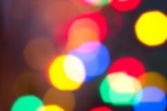 Предпосылка красочных кругов Стоковая Фотография RF