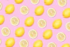 Предпосылка лимона стоковые фото