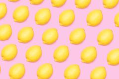 Предпосылка лимона иллюстрация штока
