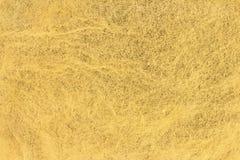 Предпосылка листового золота стоковые изображения