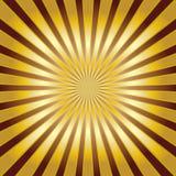 Предпосылка луча Sun Стоковое Фото