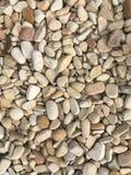Предпосылка малых камней Стоковое Изображение