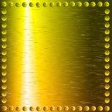 Предпосылка металла Стоковое фото RF