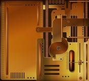 предпосылка механически Стоковое Изображение RF