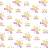 Предпосылка милого насекомого бабочки животная иллюстрация вектора