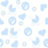 предпосылка младенца безшовная Стоковое фото RF