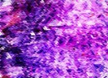 Предпосылка мозаики конспекта tetragon Geomeric Стоковые Изображения RF