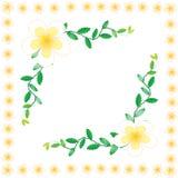Предпосылка обоев цветка Стоковое фото RF