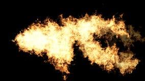 Предпосылка огня акции видеоматериалы