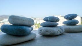 Предпосылка от камней моря стоковое фото