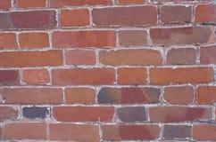 Предпосылка от старой кирпичной стены Стоковое Изображение