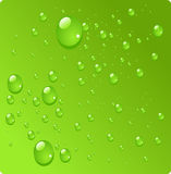 предпосылка падает зеленая вода бесплатная иллюстрация