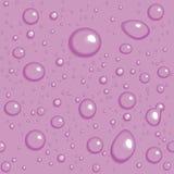 предпосылка падает пурпуровый безшовный вектор Стоковые Изображения