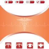 Предпосылка пожертвования крови. иллюстрация штока