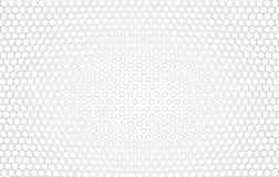 Предпосылка полигона полутонового изображения градиента как шаблон искусства шипучки с te иллюстрация штока