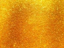 Предпосылка праздника золота Стоковая Фотография RF
