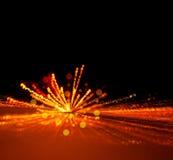 Предпосылка праздника светлая Стоковые Фотографии RF