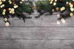 Предпосылка праздников рождества стоковая фотография rf