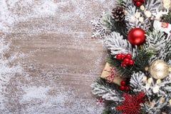 Предпосылка праздников рождества стоковое фото