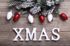 Предпосылка праздников рождества стоковые изображения