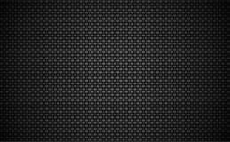 Предпосылка простого weave волокна углерода Вектор EPS 10 Стоковое фото RF