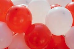 предпосылка раздувает день рождения Стоковые Фотографии RF