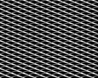 Предпосылка решетки металла, поверхность решетки нержавеющей стали Стоковые Фотографии RF