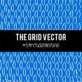 Предпосылка решетки с текстурой grunge бесплатная иллюстрация