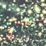 Предпосылка рождества, рождество Волшебная fairy предпосылка Стоковое Изображение RF
